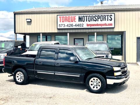 2006 Chevrolet Silverado 1500 for sale at Torque Motorsports in Rolla MO