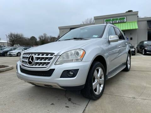 2009 Mercedes-Benz M-Class for sale at Cross Motor Group in Rock Hill SC
