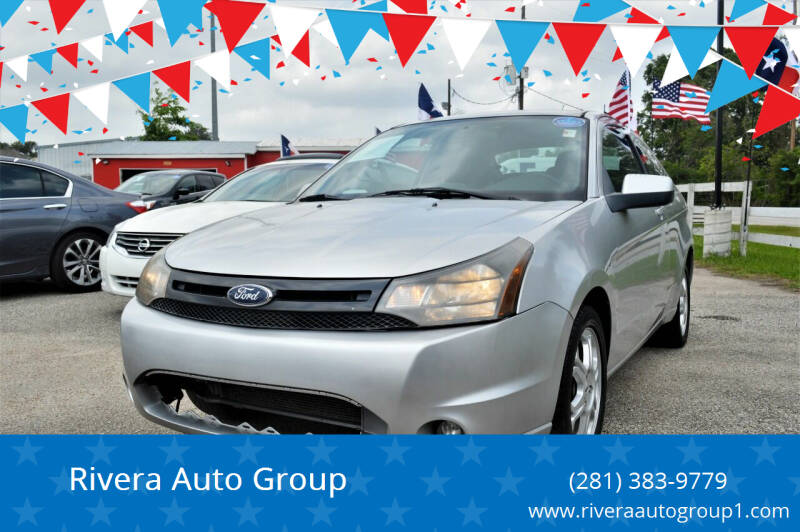 2009 Ford Focus for sale at Rivera Auto Group in Spring TX