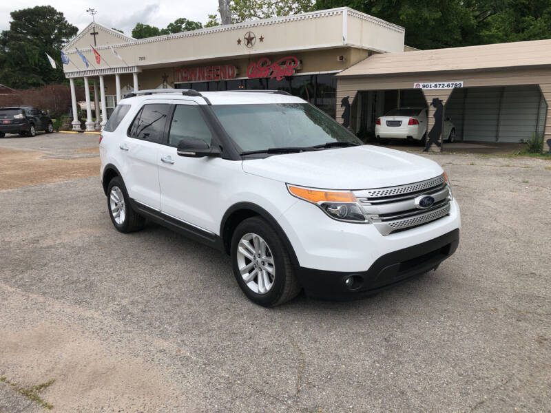 2014 Ford Explorer for sale at Townsend Auto Mart in Millington TN
