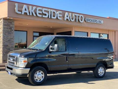 2014 Ford E-Series Cargo for sale at Lakeside Auto Brokers Inc. in Colorado Springs CO