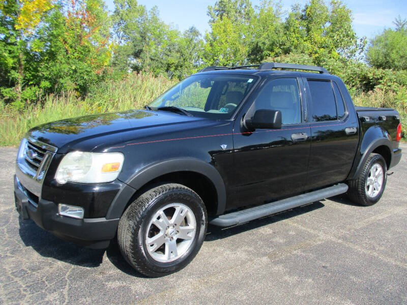 2007 Ford Explorer Sport Trac for sale at Action Auto Wholesale - 30521 Euclid Ave. in Willowick OH