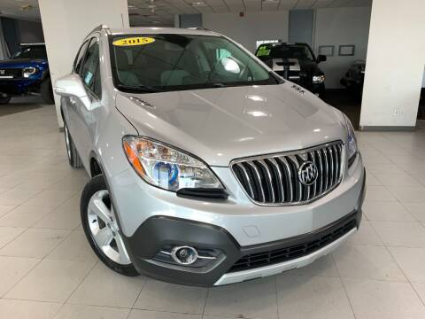 2015 Buick Encore for sale at Auto Mall of Springfield in Springfield IL