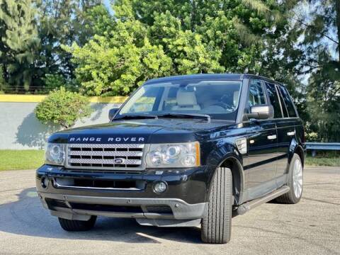 2008 Land Rover Range Rover Sport for sale at Exclusive Impex Inc in Davie FL