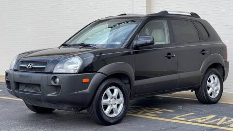 2005 Hyundai Tucson for sale at Carland Auto Sales INC. in Portsmouth VA