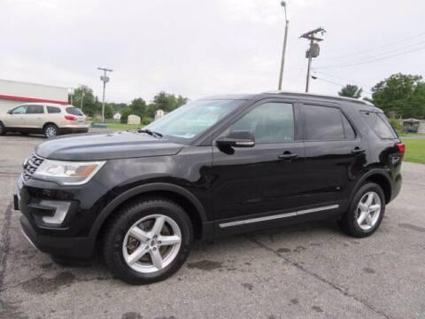 2016 Ford Explorer for sale at DUNCAN SUZUKI in Pulaski VA