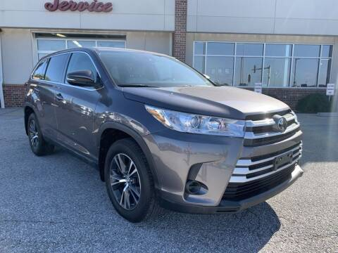 2019 Toyota Highlander for sale at Head Motor Company - Head Indian Motorcycle in Columbia MO