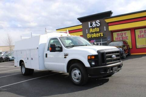 2010 Ford F-350 Super Duty for sale at L & S AUTO BROKERS in Fredericksburg VA