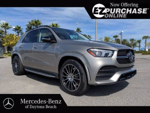 2022 Mercedes-Benz GLE for sale at Mercedes-Benz of Daytona Beach in Daytona Beach FL