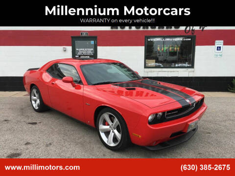 2009 Dodge Challenger for sale at Millennium Motorcars in Yorkville IL