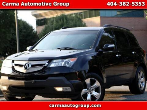 2007 Acura MDX for sale at Carma Auto Group in Duluth GA