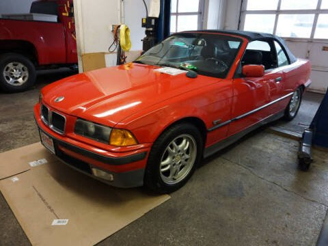 1994 BMW 3 Series for sale at Colonial Motors in Mine Hill NJ