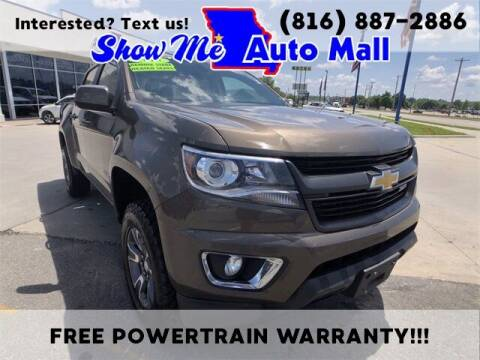 2015 Chevrolet Colorado for sale at Show Me Auto Mall in Harrisonville MO