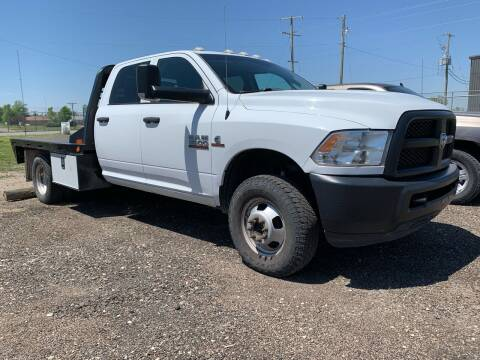 2016 RAM Ram Chassis 3500 for sale at Keller Motors in Palco KS