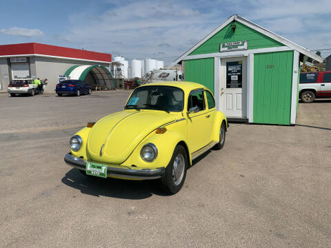 1974 Volkswagen Beetle for sale at Independent Auto in Belle Fourche SD