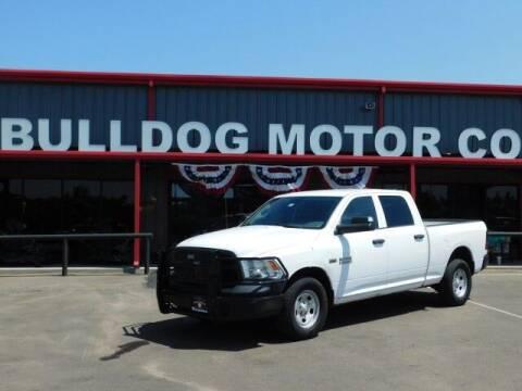 2014 RAM Ram Pickup 1500 for sale at Bulldog Motor Company in Borger TX