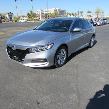 2019 Honda Accord for sale at Charlie Cheap Car in Las Vegas NV
