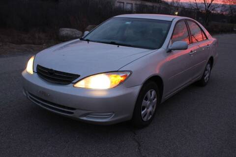 2003 Toyota Camry for sale at Imotobank in Walpole MA
