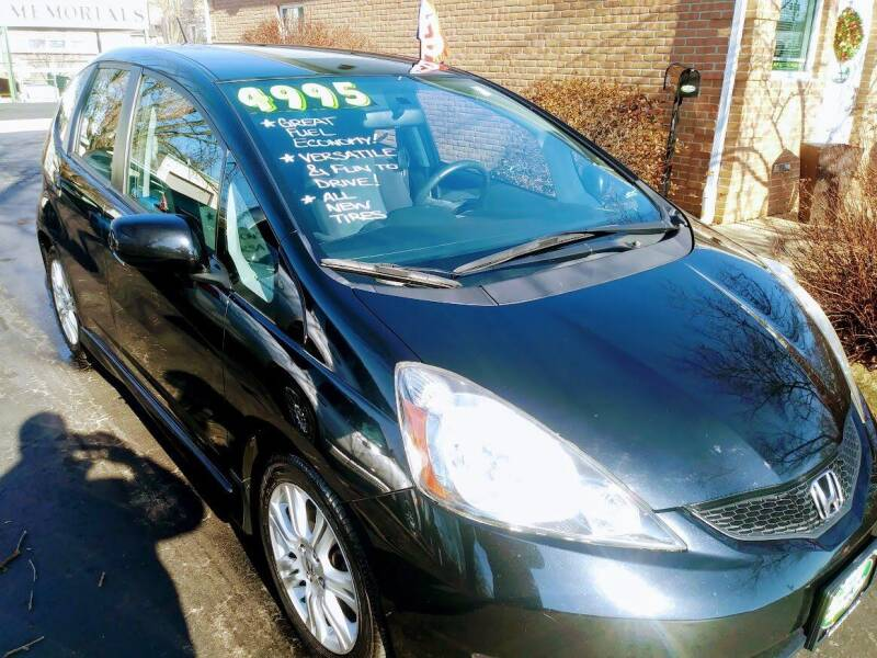 2009 Honda Fit for sale at Oak Hill Auto Sales of Wooster, LLC in Wooster OH