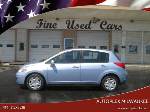 2010 Nissan Versa for sale at Autoplex Milwaukee in Milwaukee WI