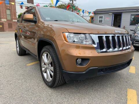2011 Jeep Grand Cherokee for sale at Metro Auto Sales in Lawrence MA