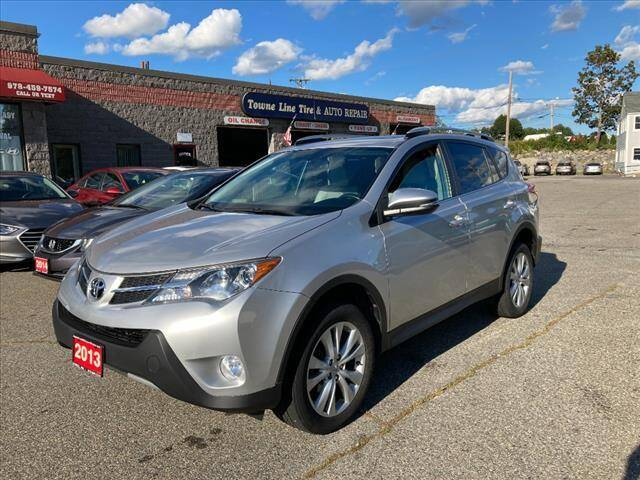 2013 Toyota RAV4 for sale at AutoCredit SuperStore in Lowell MA