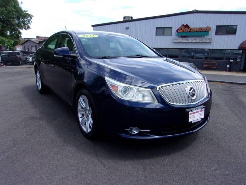 2011 Buick LaCrosse for sale at Dorman's Auto Center inc. in Pawtucket RI
