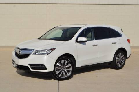 2016 Acura MDX for sale at Select Motor Group in Macomb Township MI