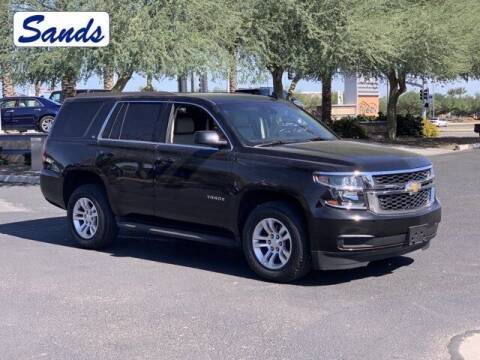 2019 Chevrolet Tahoe for sale at Sands Chevrolet in Surprise AZ