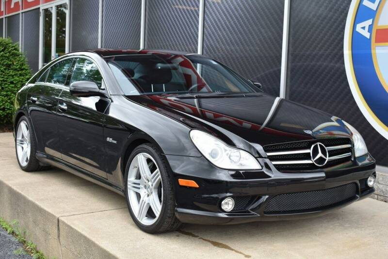 2009 Mercedes-Benz CLS for sale at Alfa Romeo & Fiat of Strongsville in Strongsville OH