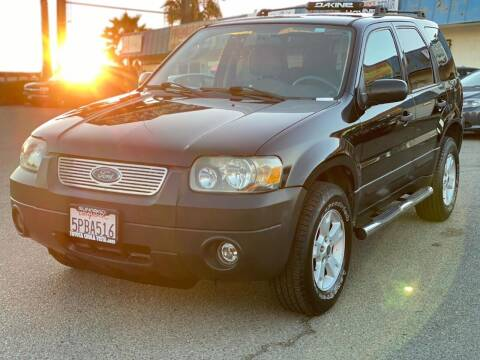 2005 Ford Escape for sale at Gold Coast Motors in Lemon Grove CA