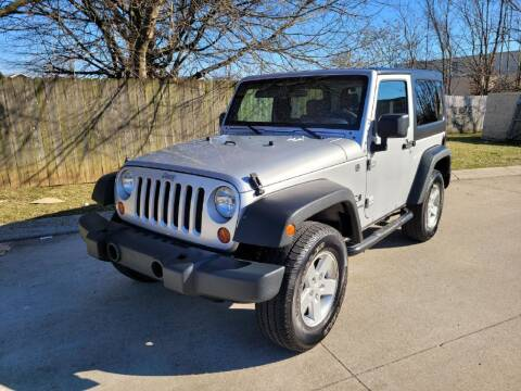 2008 Jeep Wrangler for sale at Harold Cummings Auto Sales in Henderson KY