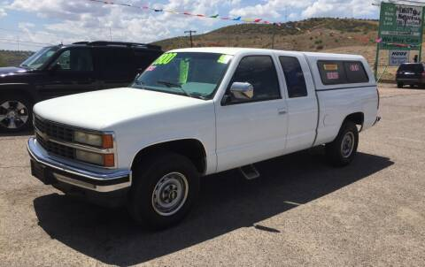 1992 Chevrolet C/K 2500 Series for sale at Hilltop Motors in Globe AZ