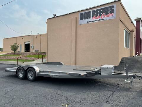 2021 102 IRONWORKS CHALLENGER HEAVY HAULER for sale at Don Reeves Auto Center in Farmington NM