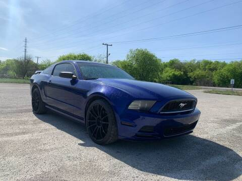 2013 Ford Mustang for sale at 210 Auto Center in San Antonio TX
