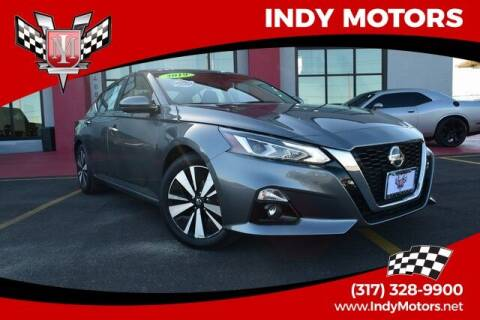 2019 Nissan Altima for sale at Indy Motors Inc in Indianapolis IN
