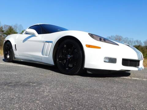 2013 Chevrolet Corvette for sale at Used Cars For Sale in Kernersville NC