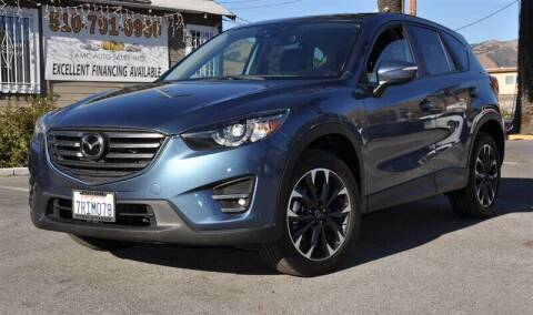 2016 Mazda CX-5 for sale at AMC Auto Sales, Inc. in Fremont CA