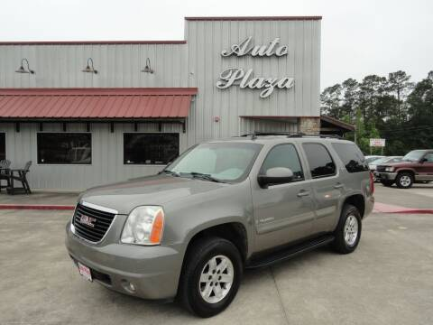 2007 GMC Yukon for sale at Grantz Auto Plaza LLC in Lumberton TX