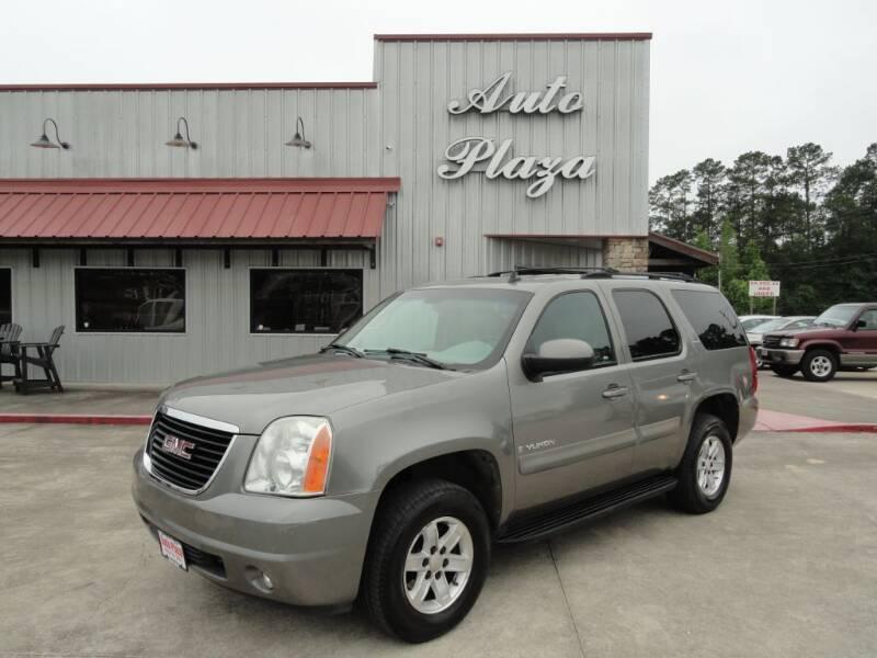 2007 GMC Yukon for sale at Grantz Auto Plaza LLC in Lumberton TX