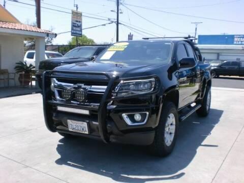 2016 Chevrolet Colorado for sale at Williams Auto Mart Inc in Pacoima CA
