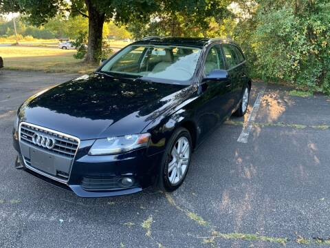 2010 Audi A4 for sale at Lux Car Sales in South Easton MA