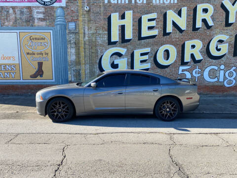 2012 Dodge Charger for sale at Main St Motors Inc. in Sheridan IN