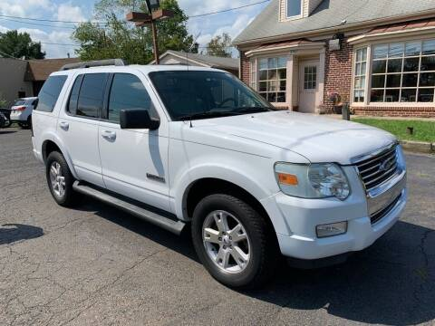 2008 Ford Explorer for sale at Image Auto Sales in Bensalem PA