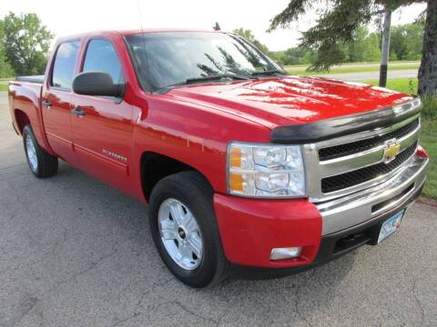2011 Chevrolet Silverado 1500 for sale at Buy-Rite Auto Sales in Shakopee MN