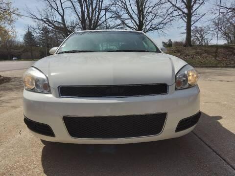 2006 Chevrolet Impala for sale at Crispin Auto Sales in Urbana IL