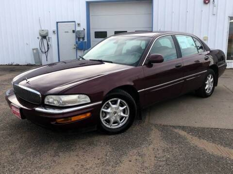 2003 Buick Park Avenue for sale at STATELINE CHEVROLET BUICK GMC in Iron River MI