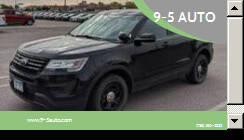2017 Ford Explorer for sale at 9-5 AUTO in Topeka KS