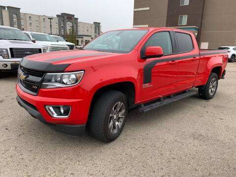 2018 Chevrolet Colorado for sale at Truck Buyers in Magrath AB