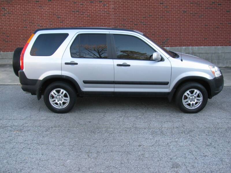 2004 Honda CR-V for sale at Automotion Of Atlanta in Conyers GA